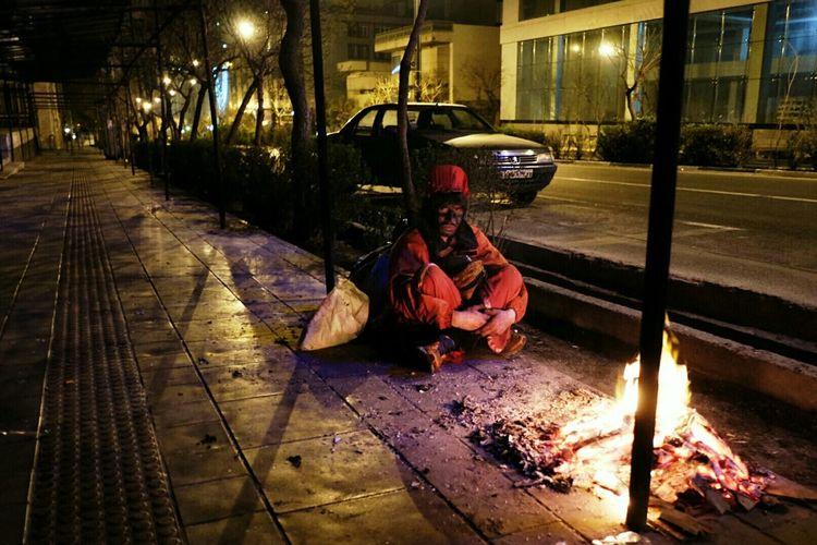 Tehran Iran Streetphotography Xt1 Portrait Night Nightphotography People Nowrooz