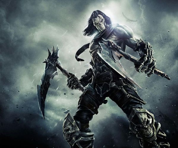 Darksiders2 Death