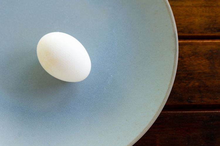A chicken egg