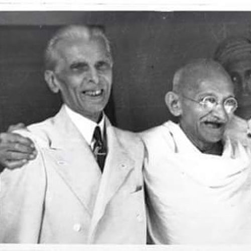 Happyindependanceday To All M_K_Gandhi & M_A_Jinnah