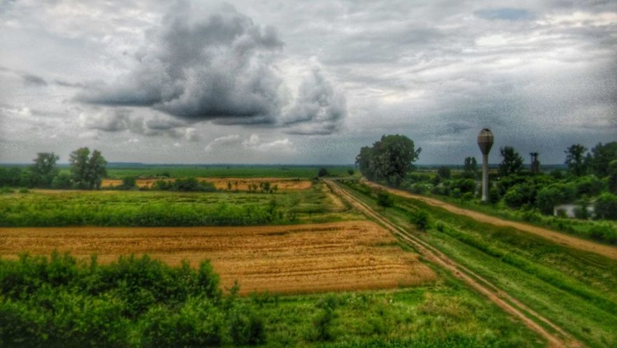 Clouds And Sky Photography Hungary Sky Amazing Myhobby Beautiful First Eyeem Photo Nature HDR View Village View Village