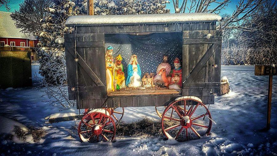 My last christmas photo. Christmas Magic Moments Winter Wonderland Magic Winter Wintertime