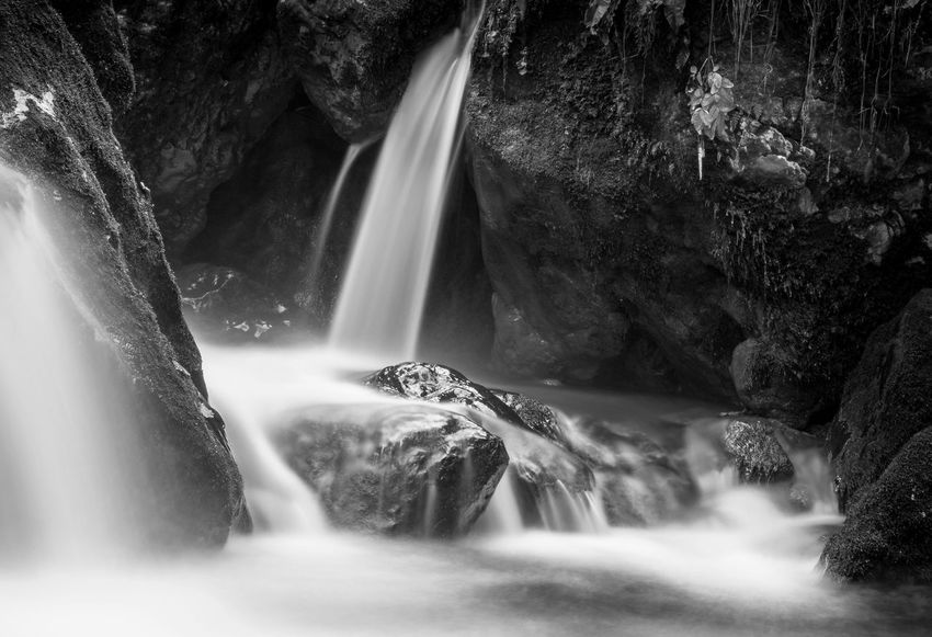 long exposer waterfall and rocks EyeEm Best Shots EyeEm Nature Lover EyeEm Gallery EyeEm Selects Beauty In Nature Black And White Blackandwhite Blurred Motion Day Long Exposure Low Angle View Motion Nature No People Outdoors Power In Nature Purity Rock - Object Scenics Tranquil Scene Tranquility Travel Destinations Water Waterfall EyeEmNewHere EyeEm Ready
