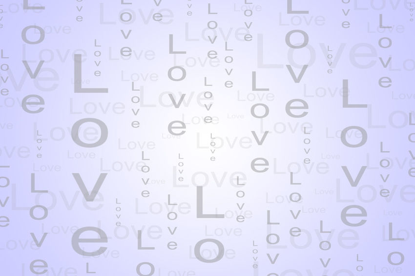 Love Text Background in Light Purple Color Graphic Love Loving Romance Romance ❤✨✨ Romantic Background Background Designs Background For Quotes Backgrounds Graphic Design Graphic Design Background Love Text Love ♥ Romance, Love, Concept,spring, Summer Romantic❤