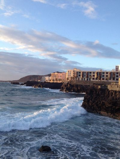 Traveling Sky And Sea SPAIN Gran Canaria