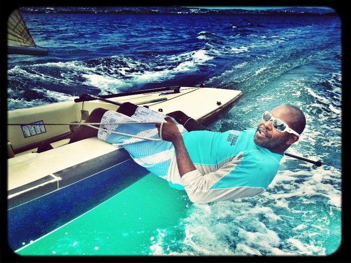 Hanging Out Sailing Going Sailing