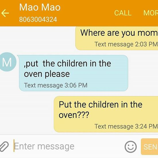 Lol... umm what? WTF Textmessage Textfail Autocorrect fail what