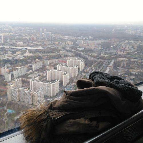 Cityscape City Architecture Sky Skyscraper Moscow, Russia Ostankino Ostankinotvtower Ostankino Tower Moscow, Москва City