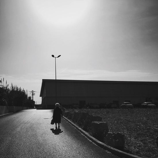 Hot days...but let's go shopping The Following Ibiza Open Edit Streetphotography Streetphoto_color Blackandwhite Light And Shadow Shootermag The City Light