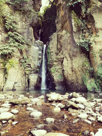 Waterfall P10lite Day Water Outdoors No People Nature
