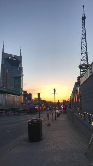 Nashville Sunrise At&t First Eyeem Photo