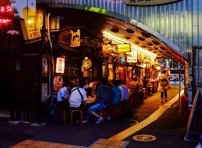 有楽町 Yurakucho Tokyo,Japan Japan Time Japan Photography Japonism Documentary Fujifilmx100s Alive  Life Real People Reality