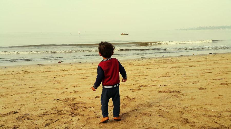 my angel at the beach....... First Eyeem Photo
