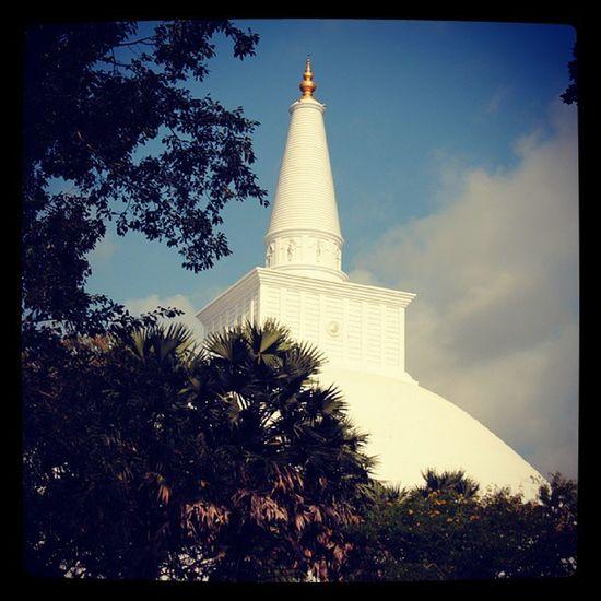 Ruwanwelisaya at Anuradhapura