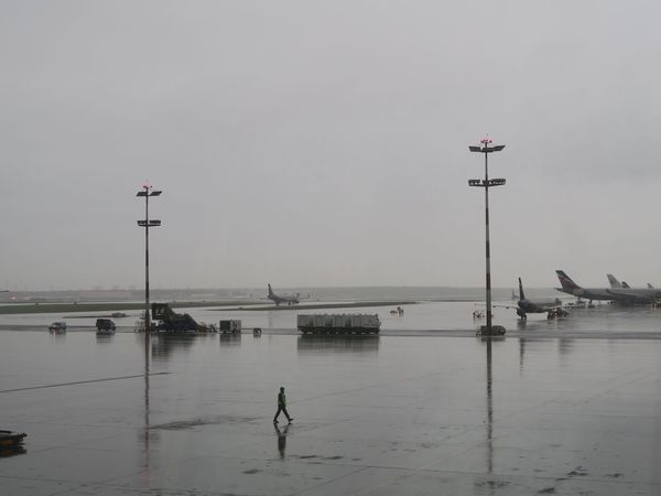 Water Transportation Sky Rainy Days Weather RainyDay Rainy Airplanes Airplaneview Airportphotography Rainy Day Rain Travel Air Vehicle Cloud - Sky Runway Airplane Airport Runway Airport Terminal