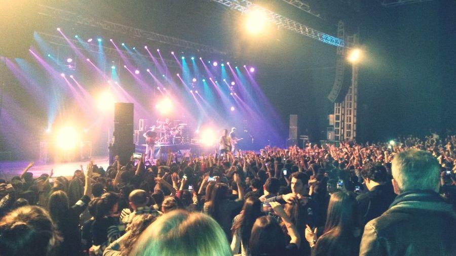 Concert Duman Kaantangöze