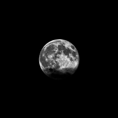 Supermoon Astrophotography Backgrounds Composition Detail Directly Above Glowing Moon Negative Space No People Selective Focus Shiny Single Object Supermoon Supermoon 2014
