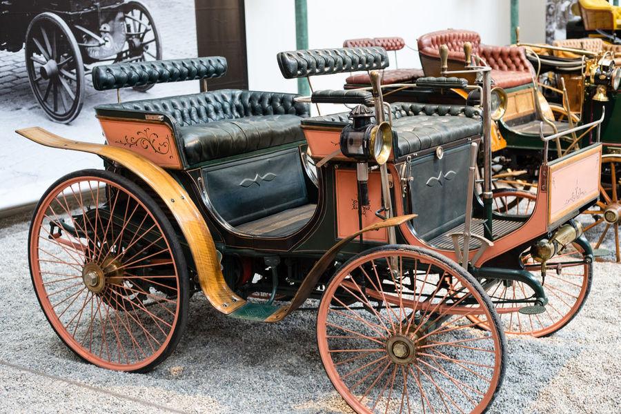 Cité de l'Automobile Antique Car Land Vehicle Mode Of Transport Museu Museum Old-fashioned Stationary Transportation