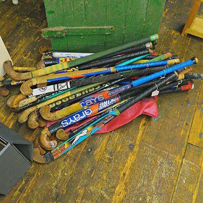Oh I say .. Jolly Hockey Sticks! Pip pip! Stockport