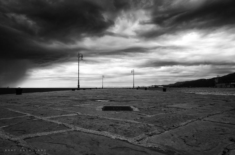 Atmosphere Bartpalmisanophotography EyeEm Trieste Light Molo Audace Molome Nature Outdoors Storm Trieste