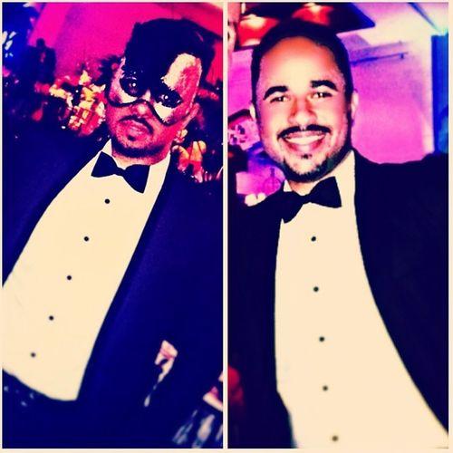Mascara Antifaz Afp Fiesta corbatin yea mens noche dia personas hotel hi good hilton negro barba sonrisa duopro pic foto cam cool copas super