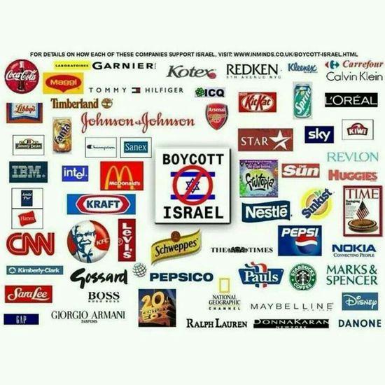 Boycott Boycott Israel