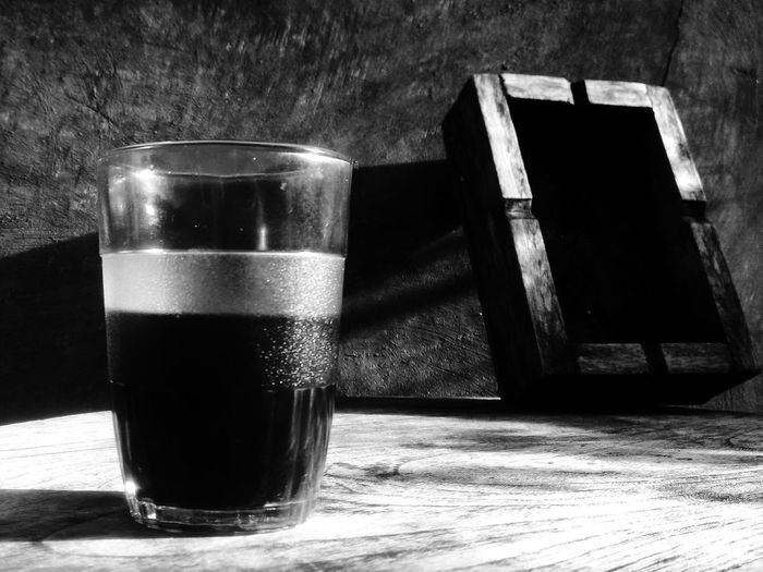drink no people indoors close-up day table Food and Drink EyeEmNewHere coffee cup coffee - drink backgrounds outdoors bnw_collection bnw photography monochrome Freshness
