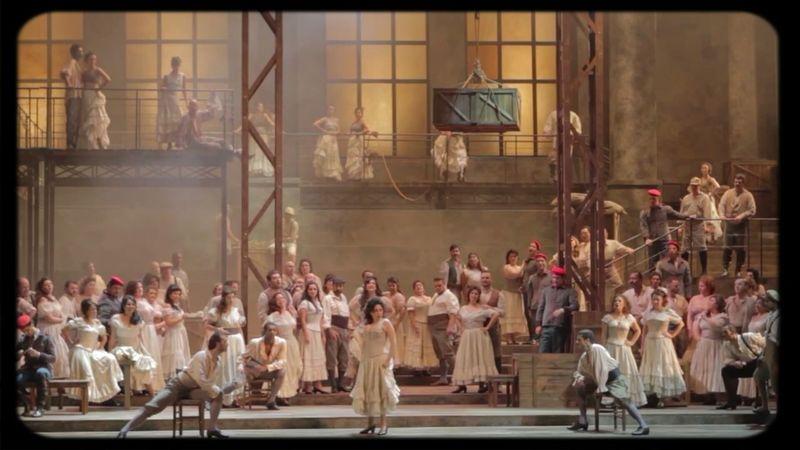 Carmen Balle Opéra