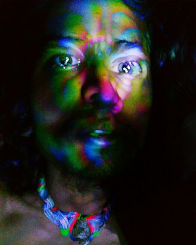 colors at face Phycodelic