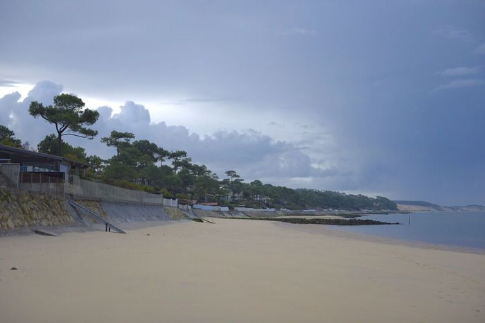 Pyla beach Beach Pyla Aquitaine France