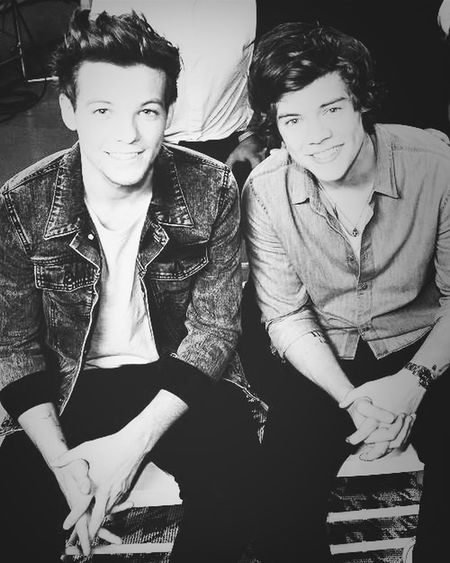 because they worth it Larry Stylinson