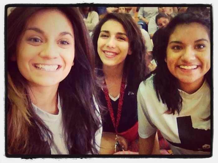 Powerlifting Meet With The Girls❤