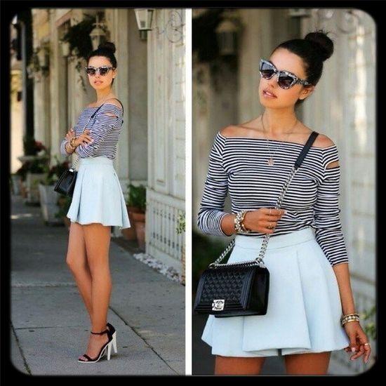 Nice Spring Fashion Look