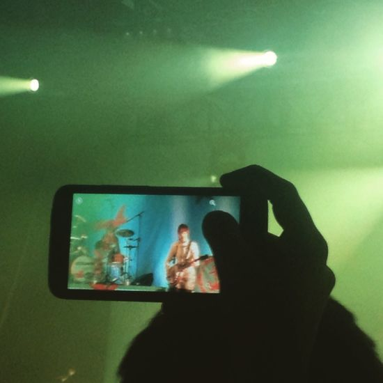 Katzenjammer Taking Photos Of People Taking Photos Inception Amazing Concert