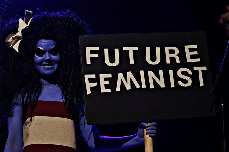 Kembra Pfahler Leroe24fotos.com Future Feminism Colors