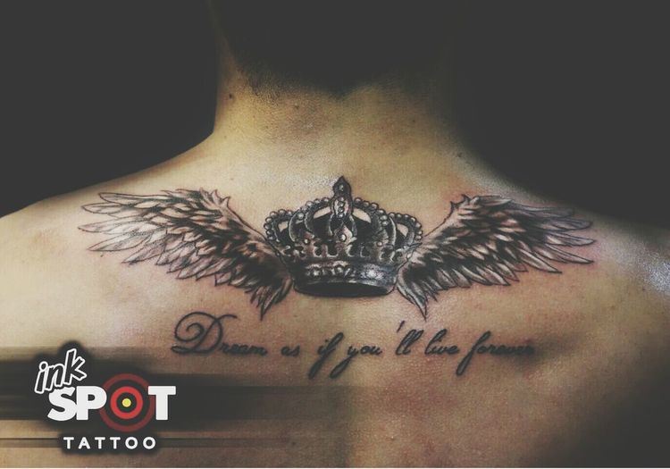 Tattoo By Me Tattoo Ink Black & White