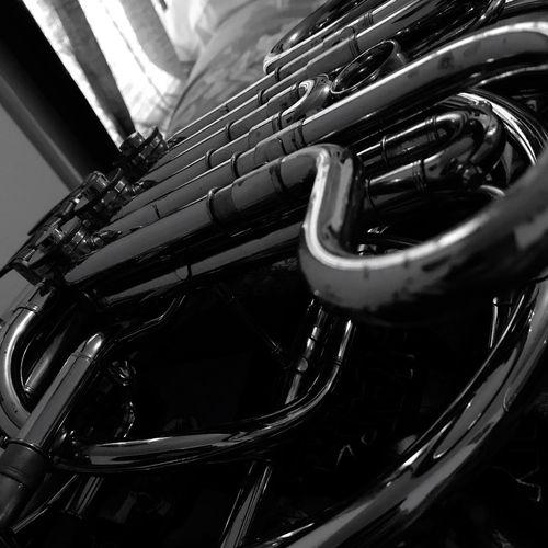 EyeEmNewHere Blackandwhite French Horn Instrument