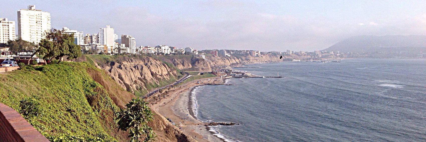 Lima Panorama Peruvian