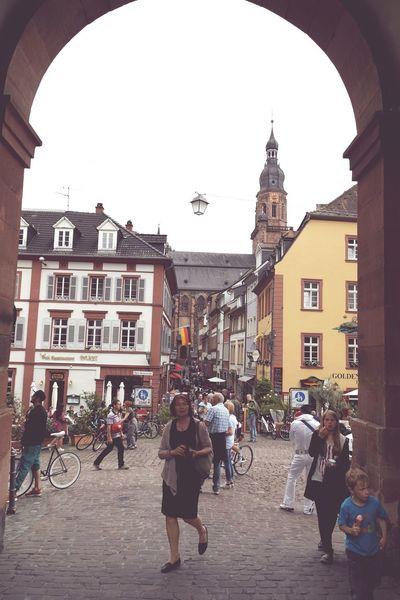Heidelberg The Traveler - 2015 EyeEm Awards Germany Deutschland Streetphotography Schön Treavelling Street Trip TreavleTheWorld