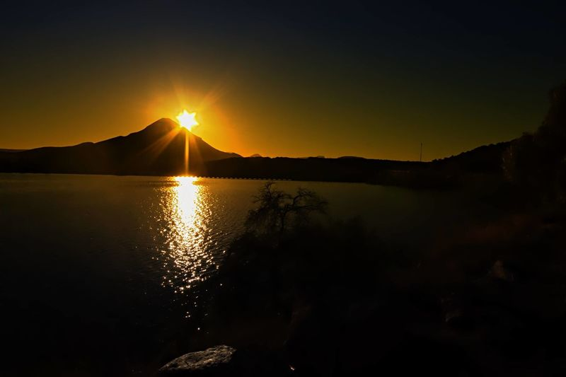 sunrise in the Easten Cape South Africa Turn Your Lights Down Low