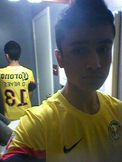 Diego Reyes Jersey <3 #América #DiegoReyes #13
