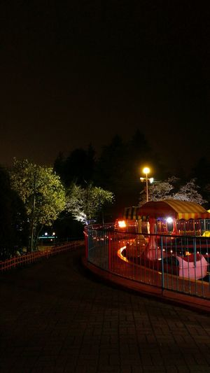 Dark thema park Themapark