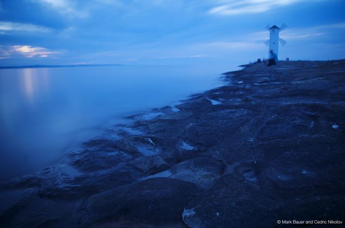 EyeEm Best Shots - Long Exposure Long Exposure Blue Water Leuchtturm Open Edit Ostsee Enjoying Life Blue Sea