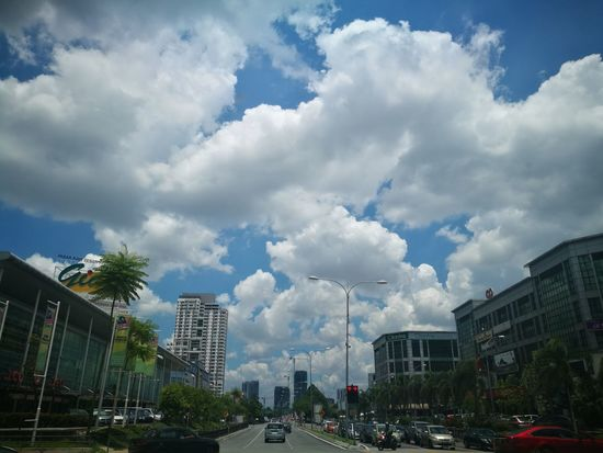 Subang Jaya Building Exterior City Street Urban Skyline Day Sky Cloud - Sky