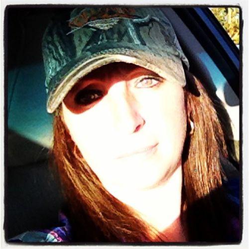 Camo Hat Sunlight Octobernight fall loveforhats