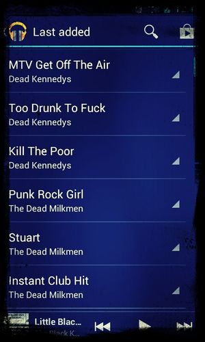 an homage go punk...I love the dead Kennedys.