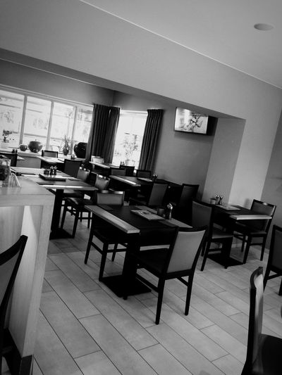 Interior Restaurant Gent Lochristi
