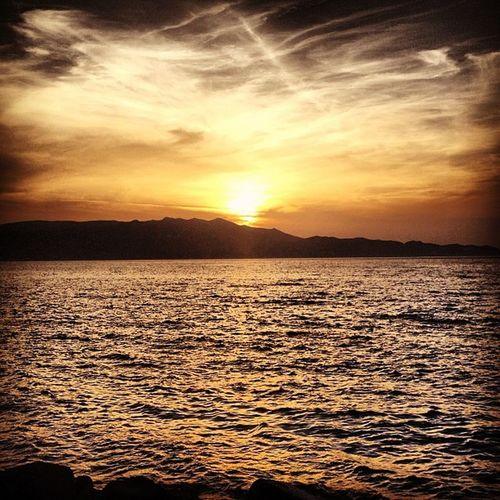 Faith Dusk Sunset Moments_to_remember crete vacations holidays easter sea sun