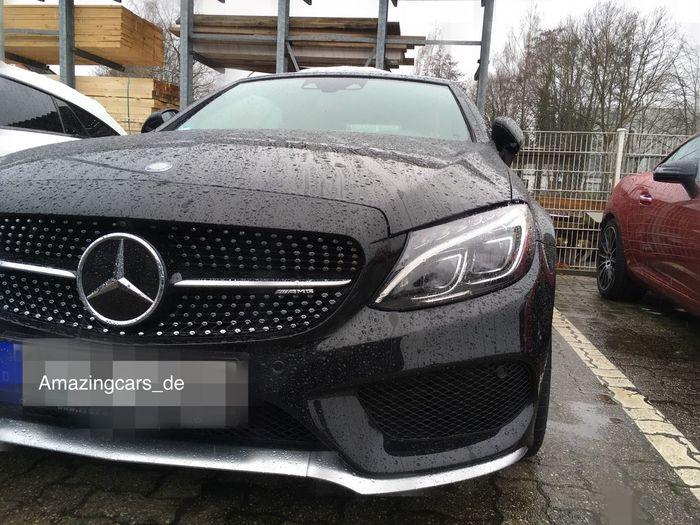 C43 AMG 4Matic Car Mercedes Mercedes-Benz AMG First Eyeem Photo