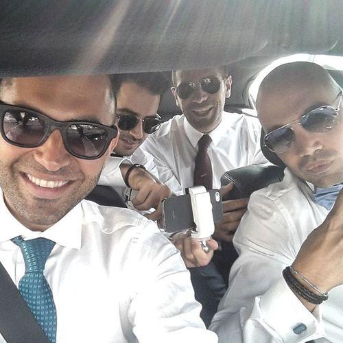 RamziAndCarla ...Bros since forever!